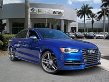 2015_Audi_S3_2.0T Premium Plus_ Coconut Creek FL