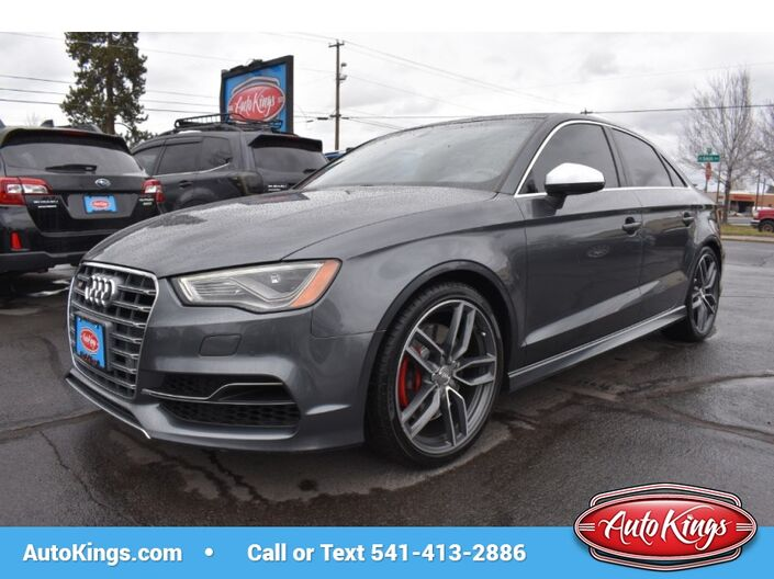2015 Audi S3 Quattro 2.0T Premium Plus Bend OR