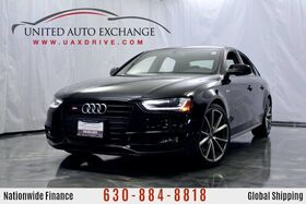 2015_Audi_S4_Premium Plus 3.0L V6 Engine ** MANUAL TRANSMISSION ** AWD Quattro_ Addison IL