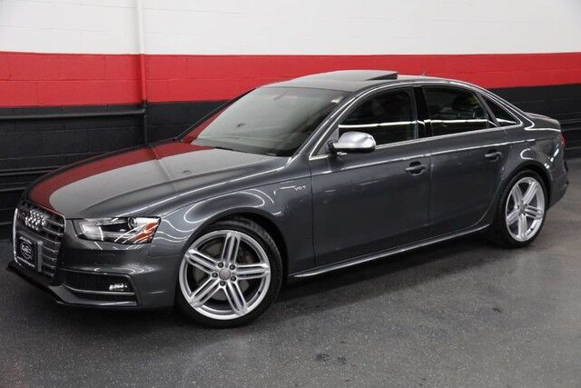 2015 Audi S4 Premium Plus 4dr Sedan Chicago IL