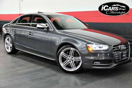 2015_Audi_S4_Premium Plus 4dr Sedan_ Chicago IL
