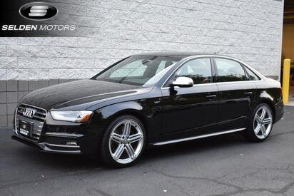 2015 Audi S4 Premium Plus Quattro