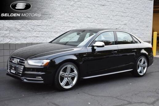 2015 Audi S4 Premium Plus Quattro Willow Grove PA
