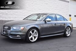 Audi S4 Premium Plus Quattro 2015