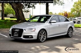 2015_Audi_S4_Premium Plus Tech Pack, Damping Suspension Sports Differential B & O Sound!_ Fremont CA