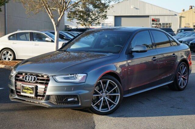 2015 Audi S4 Prestige San Rafael CA