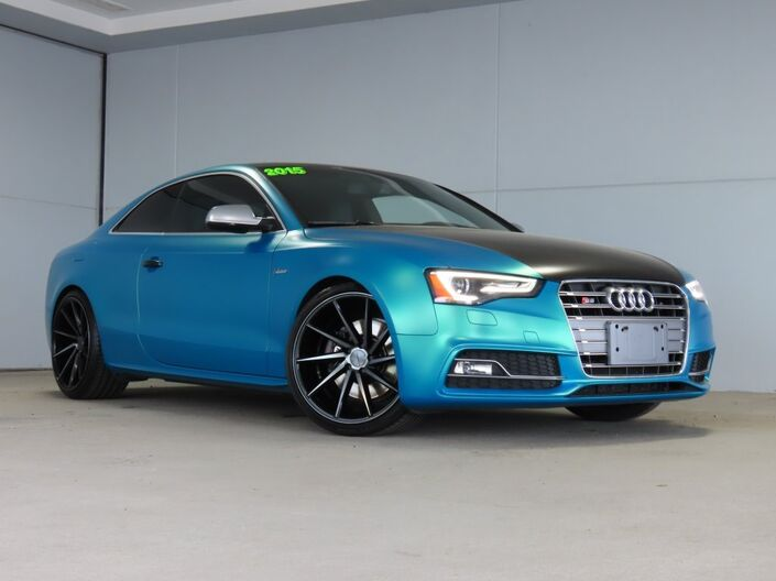 2015 Audi S5 3.0T Premium Plus Merriam KS