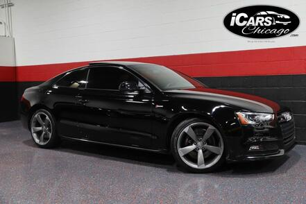 2015_Audi_S5_Premium Plus 2dr Coupe_ Chicago IL