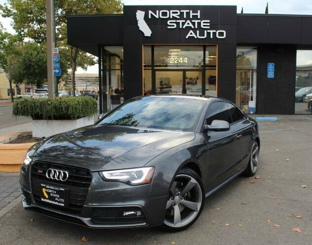 2015_Audi_S5_Prestige_ Walnut Creek CA