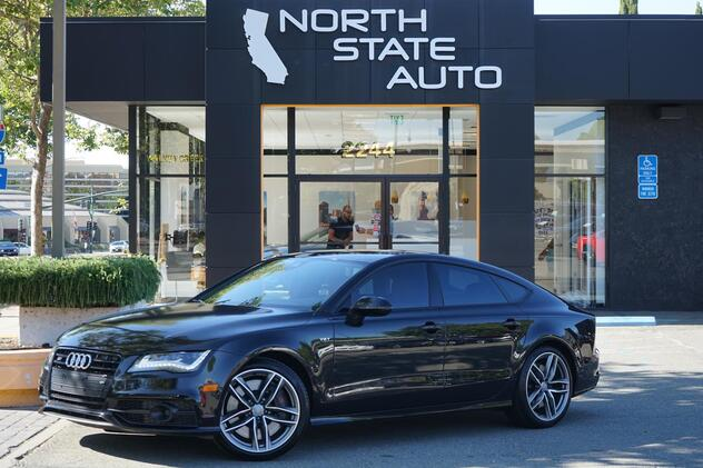 2015_Audi_S7__ Walnut Creek CA