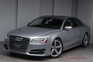 2015_Audi_S8__ Akron OH
