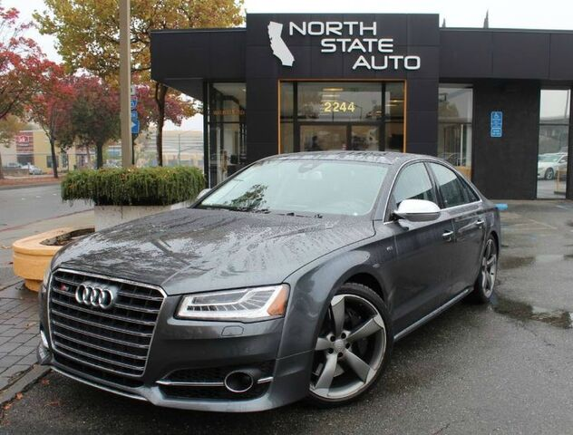 2015_Audi_S8__ Walnut Creek CA