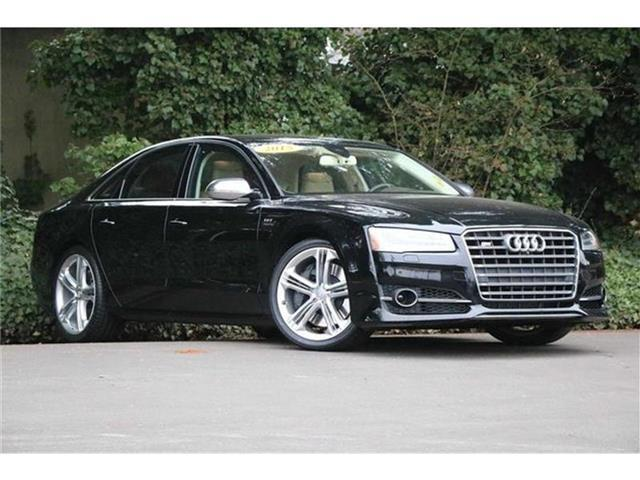 2015 Audi S8 4.0T All-wheel Drive quattro Sedan Salem OR