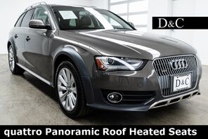 2015_Audi_allroad_2.0T Premium Plus quattro Panoramic Roof Heated Seats_ Portland OR