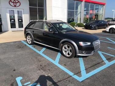2015_Audi_allroad_4dr Wgn Premium Plus_ Muncie IN