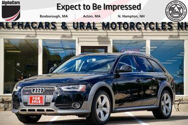 2015_Audi_allroad_Quattro Premium Plus_ Boxborough MA