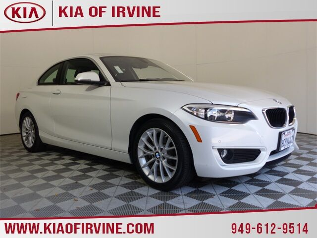 2015 BMW 2 Series 228i Irvine CA