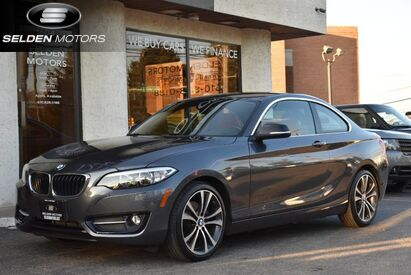 2015 BMW 2 Series 228i xDrive