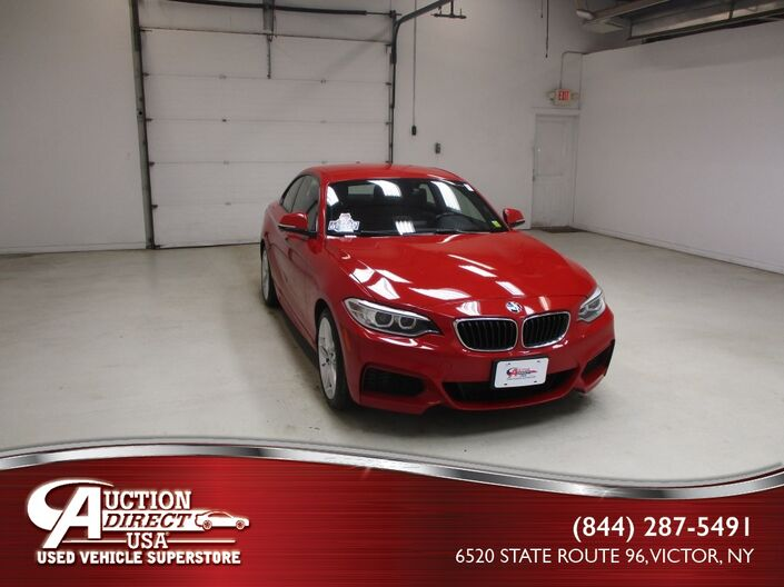 2015 BMW 2 Series 228i Raleigh