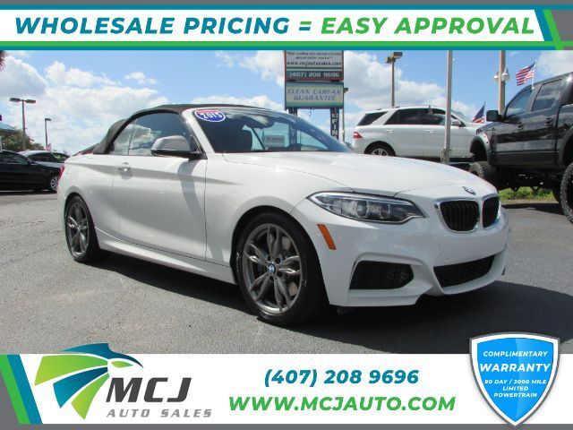 2015 BMW 2-Series M235i Convertible