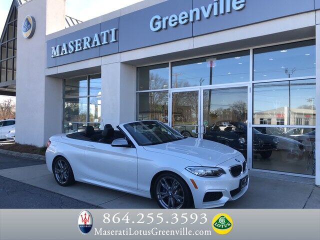 2015 BMW 2 Series M235i Greenville SC