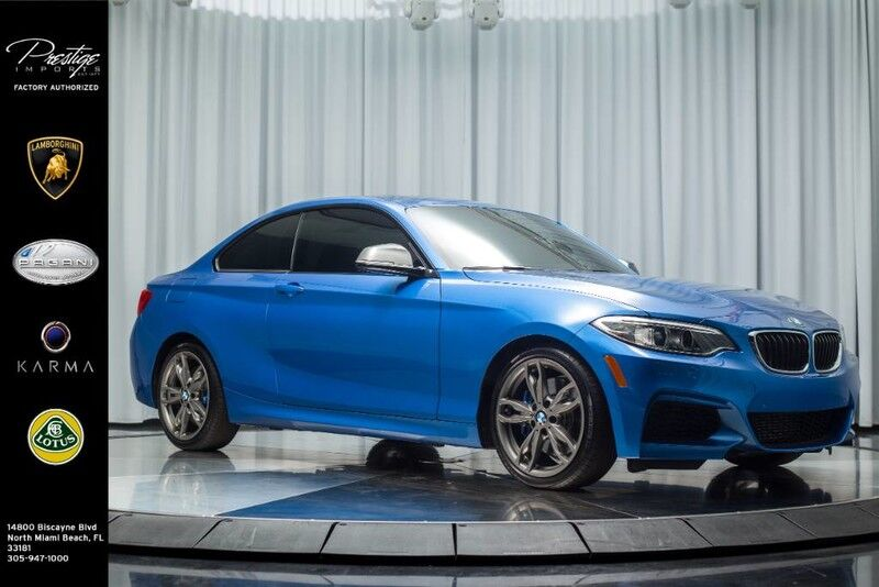 2015_BMW_2 Series_M235i_ North Miami Beach FL