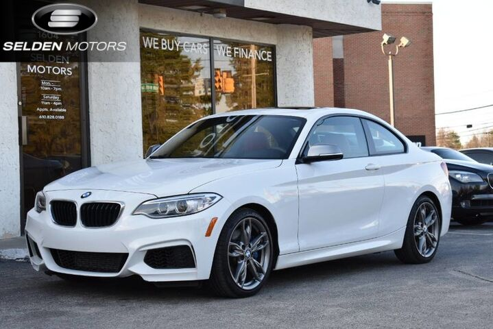 2015_BMW_2 Series_M235i xDrive_ Conshohocken PA