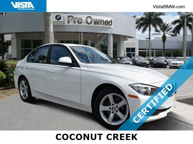 2015 BMW 3 Series 320i Coconut Creek FL
