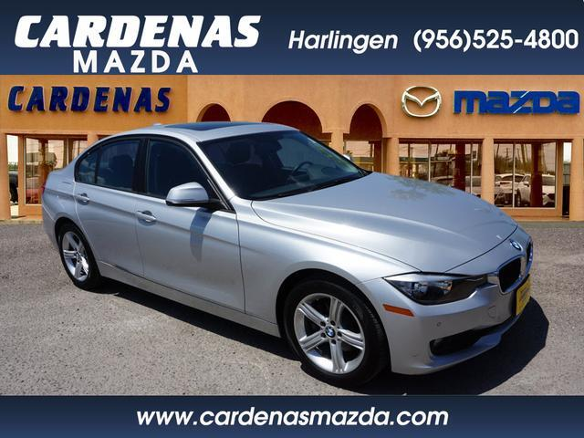 2015 BMW 3 Series 320i Harlingen TX