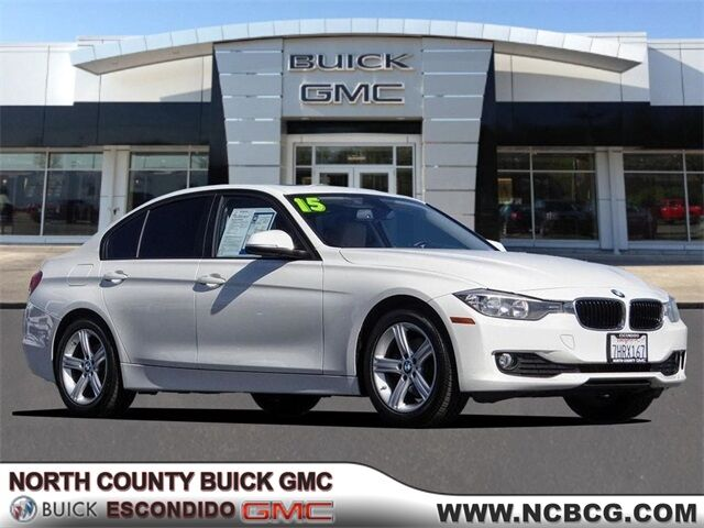2015 BMW 3 Series 320i San Diego County CA