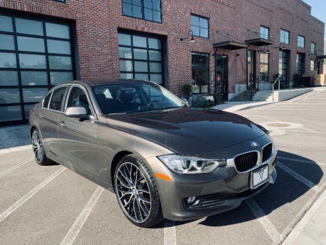 2015 BMW 3-Series 320i Sedan Bountiful UT