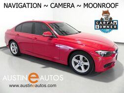 2015_BMW_3 Series 320i Sedan_*NAVIGATION, BACKUP-CAMERA, MOONROOF, COMFORT ACCESS, HEATED SEATS, BLUETOOTH PHONE & AUDIO_ Round Rock TX