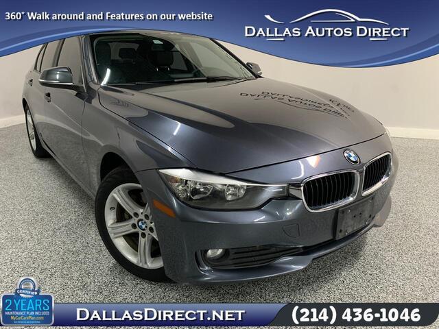 2015 BMW 3 Series 320i xDrive Carrollton  TX