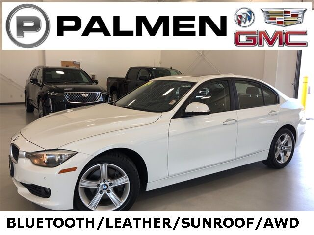 2015 BMW 3 Series 320i xDrive Kenosha WI