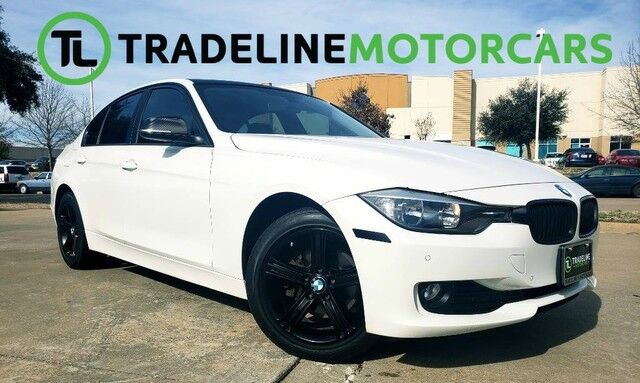 2015 BMW 3 Series 320i xDrive NAVIGATION, REAR VIEW CAMERA,HEATED SEATS, AND MUCH CARROLLTON TX