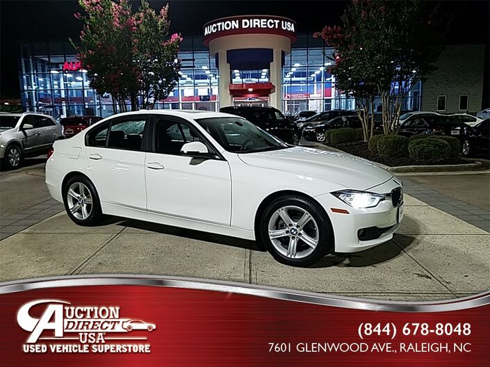 2015 BMW 3 Series 320i Raleigh