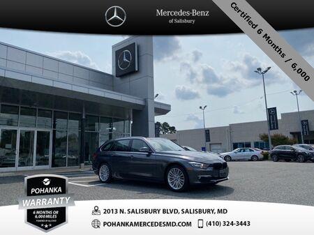 2015_BMW_3 Series_328d xDrive AWD Wagon ** Turbocharged Diesel **_ Salisbury MD