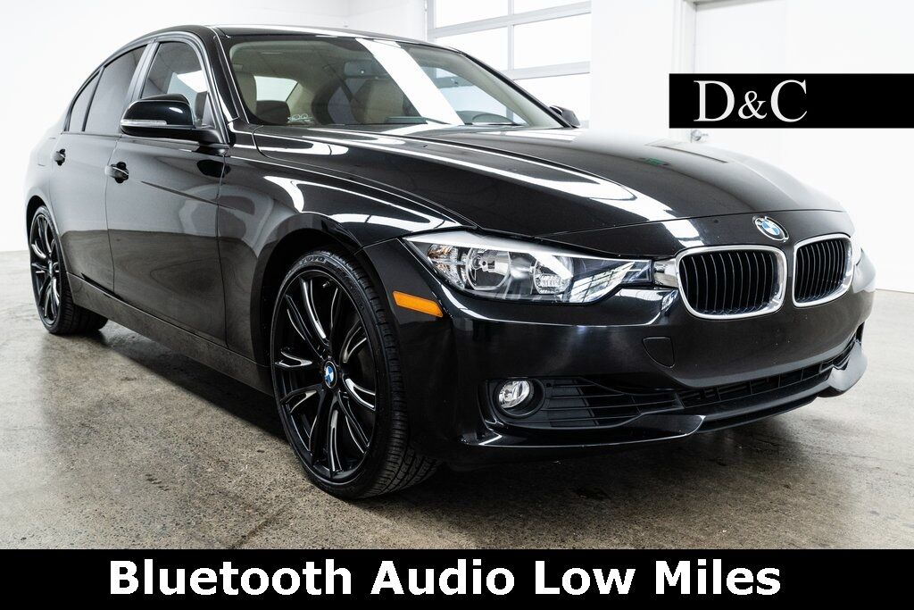 2015 BMW 3 Series 328i Bluetooth Audio Low Miles Portland OR