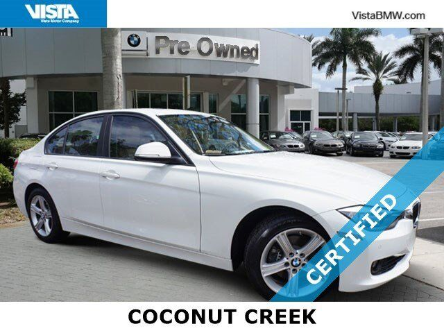 2015 BMW 3 Series 328i Coconut Creek FL
