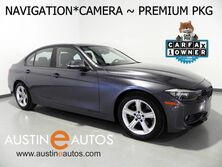 BMW 3 Series 328i *NAVIGATION, BACKUP-CAMERA, COMFORT ACCESS, LEATHER, MOONROOF, HEATED SEATS, BLUETOOTH AUDIO 2015