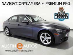 2015_BMW_3 Series 328i_*NAVIGATION, BACKUP-CAMERA, COMFORT ACCESS, LEATHER, MOONROOF, HEATED SEATS, BLUETOOTH AUDIO_ Round Rock TX