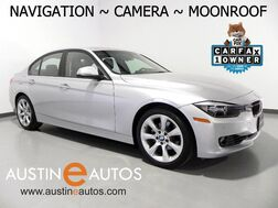 2015_BMW_3 Series 328i_*NAVIGATION, BACKUP-CAMERA, MOONROOF, DAKOTA LEATHER, COMFORT ACCESS, HEATED SEATS, BLUETOOTH_ Round Rock TX