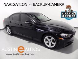 2015_BMW_3 Series 328i_*NAVIGATION, BACKUP-CAMERA, MOONROOF, HEATED SEATS, COMFORT ACCESS, LEATHER, BLUETOOTH_ Round Rock TX