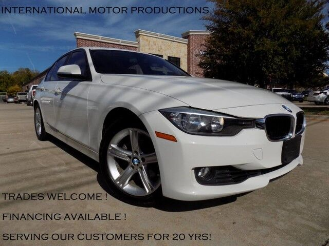 2015 BMW 3 Series 328i ONE OWNER Carrollton TX