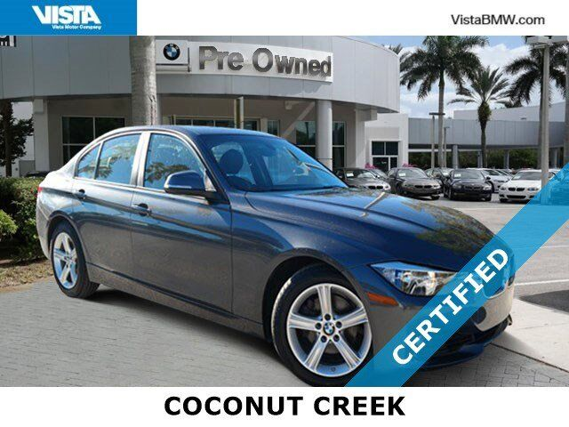 2015 BMW 3 Series 328i Pompano Beach FL