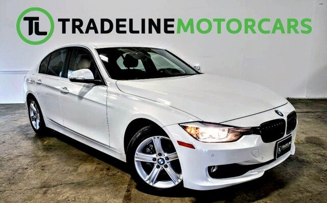 2015 BMW 3 Series 328i REAR VIEW CAMERA, LEATHER, BLUETOOTH AND MUCH MORE!!!