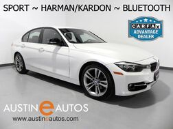 2015_BMW_3 Series 328i_*SPORT LINE, HARMAN/KARDON AUDIO, DAKOTA LEATHER, FRONT BUCKET SEATS, SPORT WHEELS, BLUETOOTH_ Round Rock TX