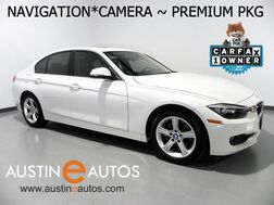 2015_BMW_3 Series 328i Sedan_*NAVIGATION, BACKUP-CAMERA, COMFORT ACCESS, LEATHER, MOONROOF, HEATED SEATS, BLUETOOTH AUDIO_ Round Rock TX