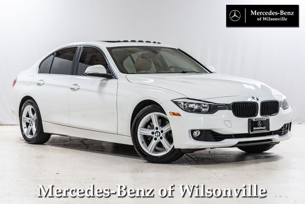 2015 BMW 3 Series 328i Wilsonville OR