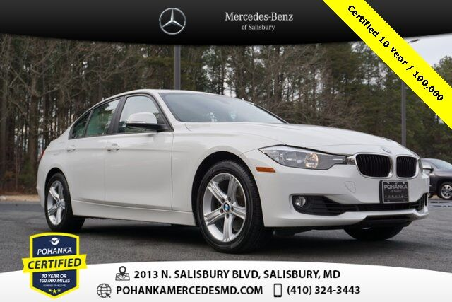 2015 BMW 3 Series 328i xDrive AWD ** Pohanka Certified 10 Year / 100,000  ** Salisbury MD